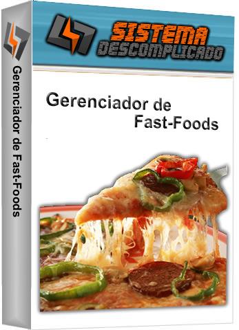 Pizzarias - Completo -  SISTEMA DESCOMPLICADO