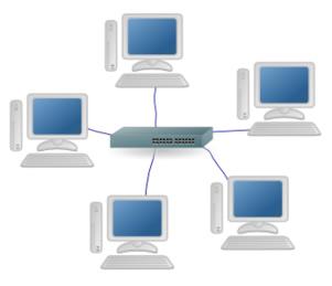 Instalando em maquinas clientes - compartilhando o sistema  -  SISTEMA DESCOMPLICADO